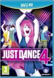 Just Dance 4 Nintendo Wii U, Ubisoft