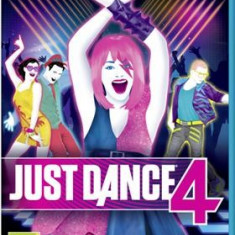 Just Dance 4 Nintendo Wii U, Ubisoft