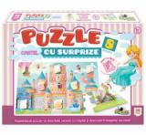 Cumpara ieftin Puzzle cu surprize Castel, 36 piese