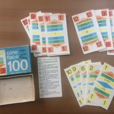 cine face 100 joc vechi pentru copii de colectie comunist anii 80 epoca de aur