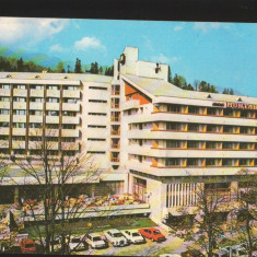 CPI B13499 CARTE POSTALA - SINAIA. HOTEL MONTANA