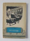 POVESTIRI de A.P. CEHOV , ilustratia copertei si portretul de EUGEN MIHAESCU , 1957