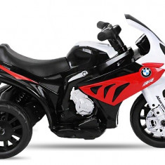 Mini Motocicleta electrica BMW S1000RR 1x 12W 6V 4Ah #Rosu