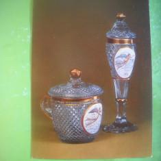 HOPCT  57274 CUPA CU HARTA EUROPEI 1810-ARTA STICLEI IN  RUSIA-NECIRCULATA