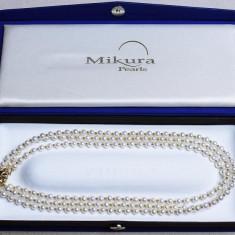 """Colier din perle """"Mikura"""""""