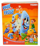 Joc interactiv TOMY T726550, Frigiderul Phil