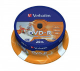DVD-R Verbatim 43538 printabil 25Buc