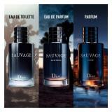 Sauvage Dior 100ml  Parfum Tester