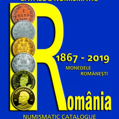 Catalog de monede Romania 1868-2019