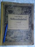 carte veche rara din 1900 atlas geografic harta
