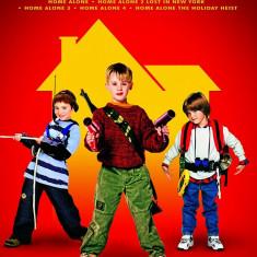 Filme Comedie Home Alone / Singur Acasa 1-5 DVD Box Set Complete Collection
