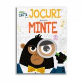 Marea carte de jocuri pentru minte, Editura DPH