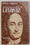 INVITO AL PENSIERO DI LEIBNIZ / GUIDO ZINGARI , 1994