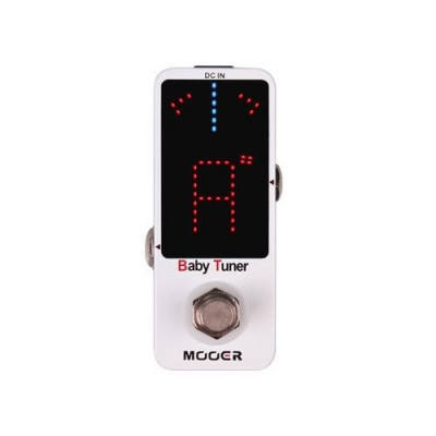 Mooer Baby Tuner Pedal foto