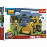 Puzzle Trefl Bob costructorul, 30 piese