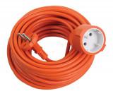 Cumpara ieftin Prelungitor simplu portocaliu 20 m x 1mm, MAKALON