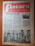 flacara 28 iulie 1977-art. si foto jurilovca si orasul carei,cenaclul flacara