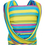 Sling Be Close N17 Womar Zaffiro, bumbac, 0 luni+, Multicolor