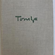 TONITZA , prefata de CORNELIU BABA , EDITIE IN LIMBA ROMANA , 1963