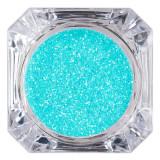 Cumpara ieftin Sclipici Glitter Unghii Pulbere LUXORISE, Ocean Blue #37