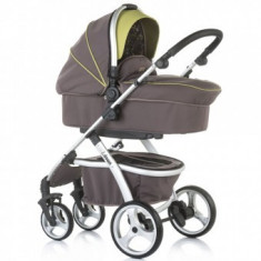 Carucior copii 3 in 1 Chipolino Up & Down truffle