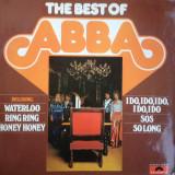 VINIL   ABBA – The Best Of ABBA  - VG+ -
