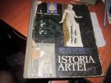 istoria artei an 1970 vol 1 are 267 pagini x46