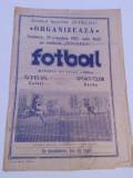 Program meci fotbal OTELUL GALATI - SC BACAU (29.11.1987)