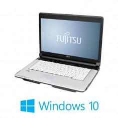 Laptop refurbished Fujitsu LIFEBOOK S710, Intel Core i5-520M, Win 10 Home