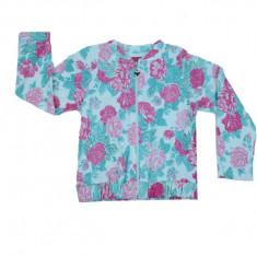 Hanorac cu maneca lunga pentru fetite Atut 6851, Multicolor
