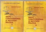 Drept Constitutional Si Institutii Politice - Gheorghe Uglean