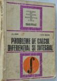 Probleme de calcul diferential si integral - Lia Arama si Teodor Morozan  1978