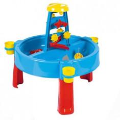 Masuta de joaca pentru copii cu activitati, Dolu, 3 in 1, Multicolor