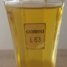 Camea L63// parfum perioada comunista, continut original