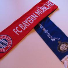 Fular fotbal BAYERN MUNCHEN - INTERNAZIONALE MILANO(Finala CL 2010)