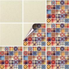 """Sticker Autocolant Faianta Decorativa """"Kitchen Design"""" model K-FAI-53 (pret/bucata)"""