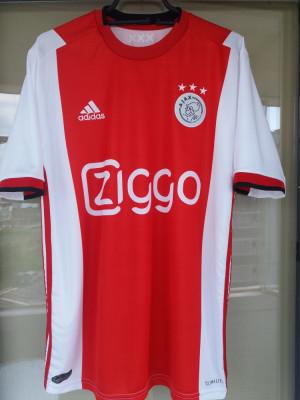 Tricou Ajax 2020 (embleme brodate) foto