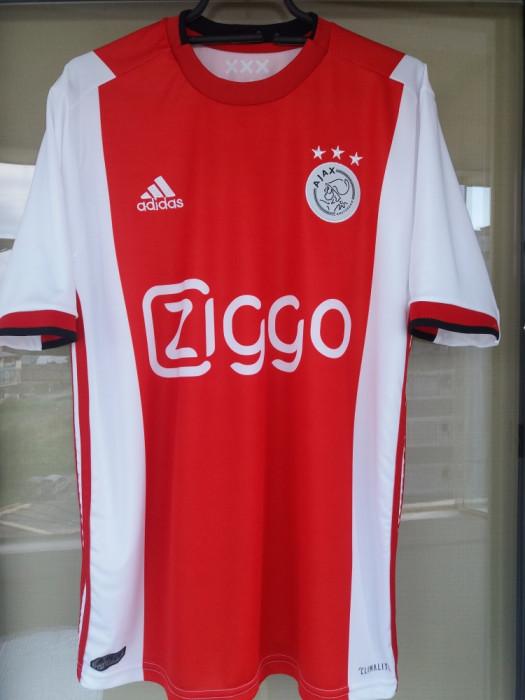 Tricou Ajax 2020 (embleme brodate)