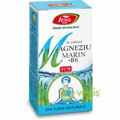 Magneziu Marin + B6 (F178) 30cps