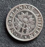 Antilele Olandeze 25 cent centi 1991, America Centrala si de Sud