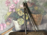 Scule / Unelte - Vechi cleste de fierarie model deosebit !