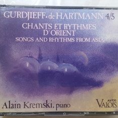 [CDA] Alan Kremski - Chants et Rhytmes d'Orient Vol. 4&5 - 2cd audio originale