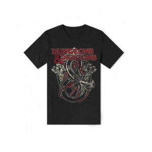 Tricou Personalizat Dungeons And Dragons Xl