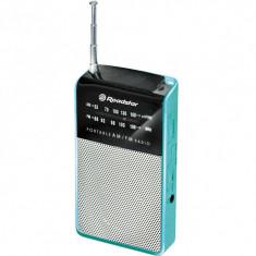 Radio portabil Roadstar TRA-2195, AM/FM, verde
