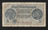 Germania   5  Reichsmark    (1940-1945)