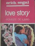 LOVE STORY. POVESTE DE IUBIRE-ERICH SEGAL