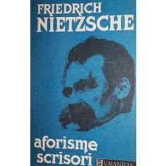 AFORISME.SCRISORI - FRIEDRICH NIETZSCHE