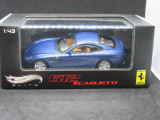 Macheta Ferrari 612 Scaglietti Hotwheels Elite 1:43