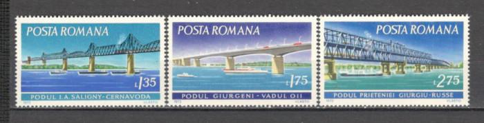 Romania.1972 Poduri  XR.253