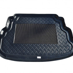Protectie portbagaj Mercedes Benz GLK X204 2009- , cu protectie antiderapanta , cu cutie in portbagaj Kft Auto
